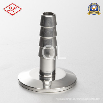304/316 Manguera de acoplamiento de manguera larga de acero manguera sanitaria