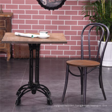 Uptop Commercial Industrial Thonet Cafe Chairs Tables (SP-MC070)