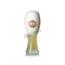 Handgemachtes Mann-Schlag-Wein-Trinkglas