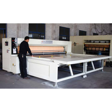 Gzm Semi-Automatic Rotary Die-Cutting Machine