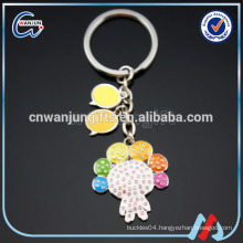 Anime Puzzle Keychain