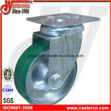 6 Inch Japanese Style PU Swivel Caster Wheel