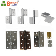 Factory Customized Hot Sales Stainless Steel  Flexible Door Hinge For Furniture Accessories