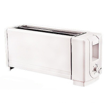 2013 venta caliente 4 rebanadas tostadora blanco (WT-4002) (WT-4002)