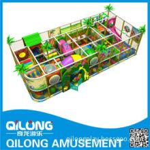 Attractive Price and Hot Sale Plastic Slide, Large Indoor (QL-3095C)