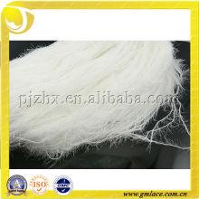 100% China Reflectante 150D FDY hilo de la pluma para hacer punto de la ropa con alta elasticidad 78d / 24F