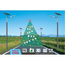 Solar LED Street Light with Gel Battery