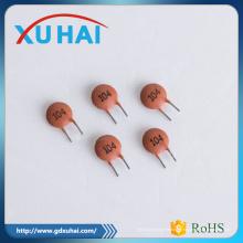 Haute stabilité de qualité garantie 1/4 W Condensateur en céramique