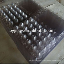 24 cell plastic quail egg tray
