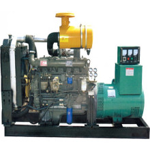 Gerador Diesel de Tipo Aberto com Motor Cummins (110GF, 150GF)