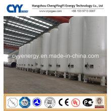 Nouveau réservoir de stockage d'eau de GNL LPG de dioxyde de carbone d'oxygène azote argon liquide
