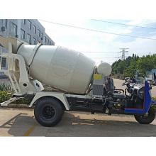 Triciclo de mezcla de hormigón barato con 3 ruedas