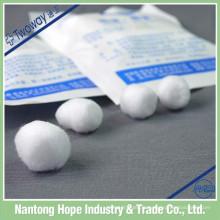 bille de coton de poids différent stérile ou non stérile