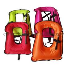 Adult Inflatable Lifejackets for Safety Boating Swimming Surfing