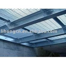 steel grating flooring , grating floor , grating walkway
