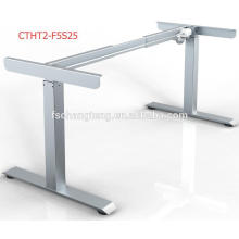 Canton fair for foshan single motor office adjustable desk