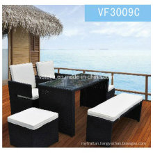 Hotel and Beach Garden Set / Dining Set