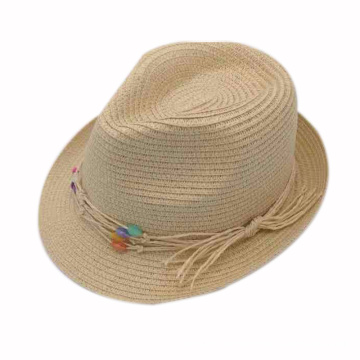 Paper Fedora Hat for Girl