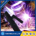 Soporte de la barra de soldadura en soportes de electrodos Soporte de electrodo de soldadura 150A