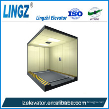 Elevador del coche de la comercialización con la marca de fábrica de Lingz
