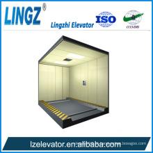 Elevador do carro do mercado com marca de Lingz