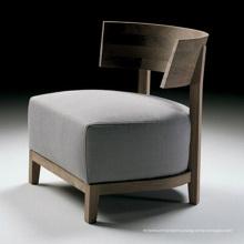 Дизайн дома мебель деревянная ткань диван стул для гостиной