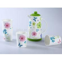 set de té coreano manufactura profesional