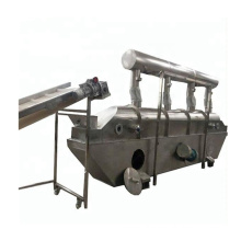 continuous Vibrating fluidized bed dehydrator machine drying equipment  dryer oven  for desiccated coconut best price