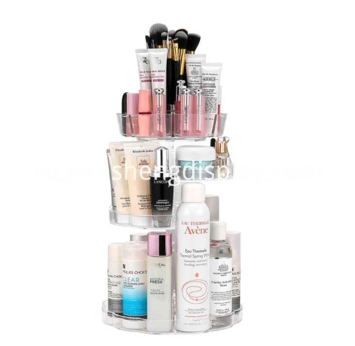 Multi-Function Cosmetic Storage Box