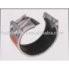 STAINLESS STEEL PIPE REPAIR CLAMP