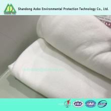 Fuente de la fábrica de fibra de bambú absorbente de agua de guata para colcha