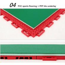 Enlio Modular Court Fliser PFP Sports Flooring