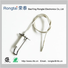 Ceramics Ignition Electrode and Wire