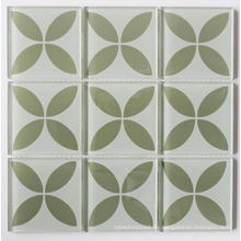 Puro Color moda diseño cristal mosaico