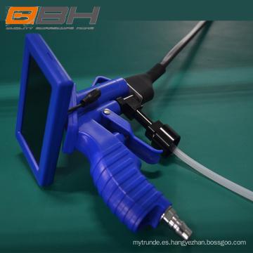 Boroscopio de la limpieza AV7821, precio de la máquina del equipo del túnel de lavado