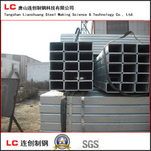 Hot Dipped Galvanized Rectangular Hollow Section Pipe for Structure Use