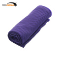 OEM Factory Gym Fitness Fabrics Yoga Ice Microfiber Towel