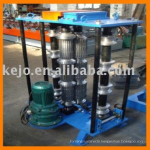China suppliers curving machine