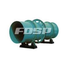 Compound Fertilizer Cooling Pellet Fertilizer Machines, Back - Rotary Cooler Flqg Series