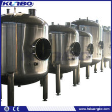 Hefe-Bierlagertank zum Fermentieren