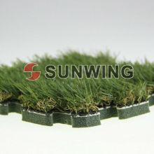 Artificial grass puzzle mat interlocking grass tile