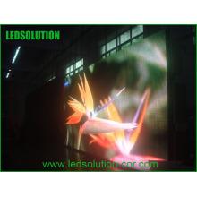 Tela exterior da parede da propaganda da exposição de diodo emissor de luz P16