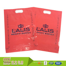 100% New Virgin Material Heavy Duty Bio Degradable Custom Gravure Printing Clear Plastic Carry Bags