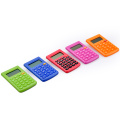 School Papeterie 8 chiffres Lovely Pocket Calculator