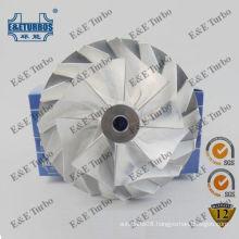 4043320 4955305 HE551V Billet Compressor Wheel