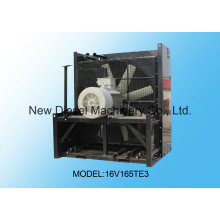 Высококачественный медный материал Mtu Radiator 16V165te3