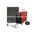 Solar System with AC charge inverter