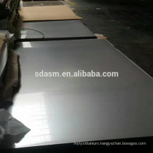 1mm thickness 2B Hairline BA Finish 304 cold rolled 4'x8' stainless steel sheet/plate
