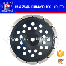 Single Row Diamond Cup Grinding Wheel