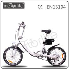 MOTORLIFE / OEM EN15194 36 v 250 w sensor de torque de bicicleta elétrica, barato sim dobrável ebike